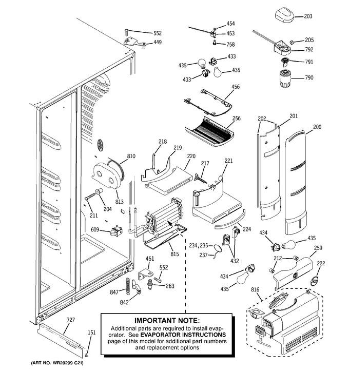 Diagram for GHE25RGXAFSS