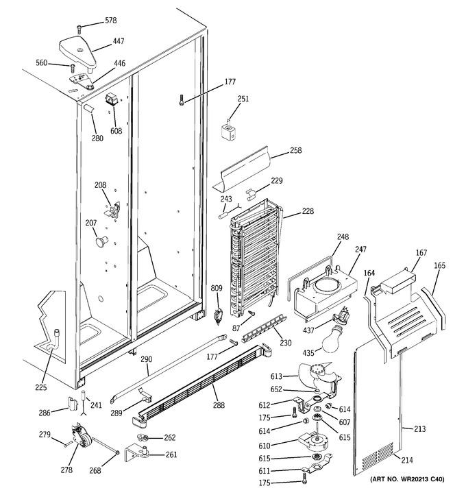 Diagram for GSH22JFZBBB