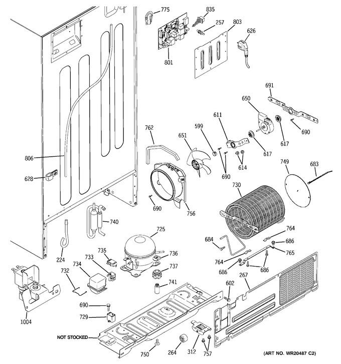 Diagram for PTS22LHSCRBB