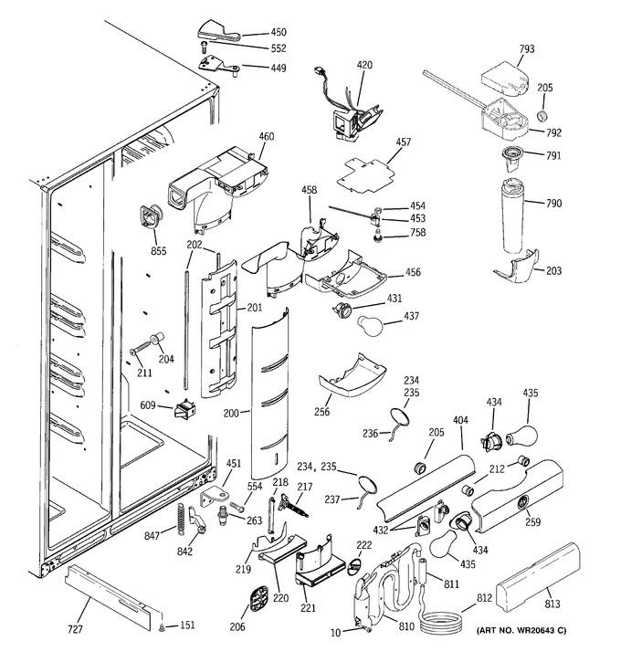 Diagram for PSK25VGXICCC