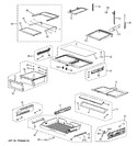 Diagram for 7 - Fresh Food Shelves