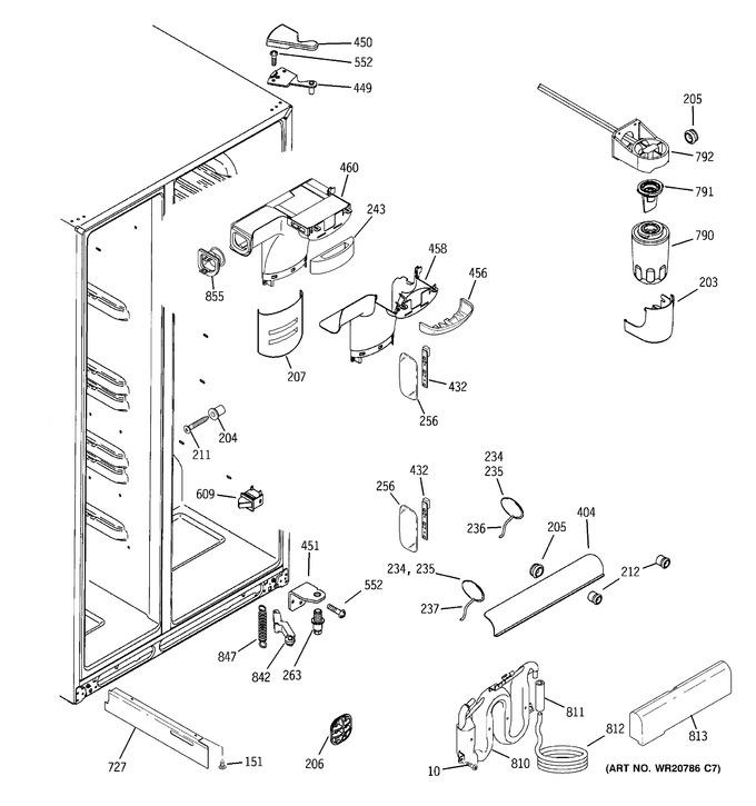 Diagram for RCA24KGBBFSS