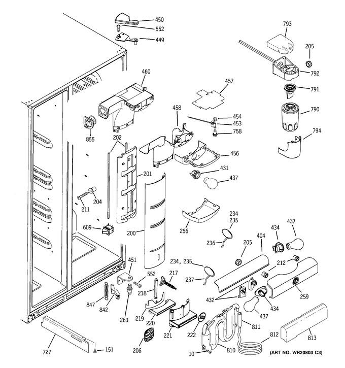 Diagram for PSCF3RGXGFCC