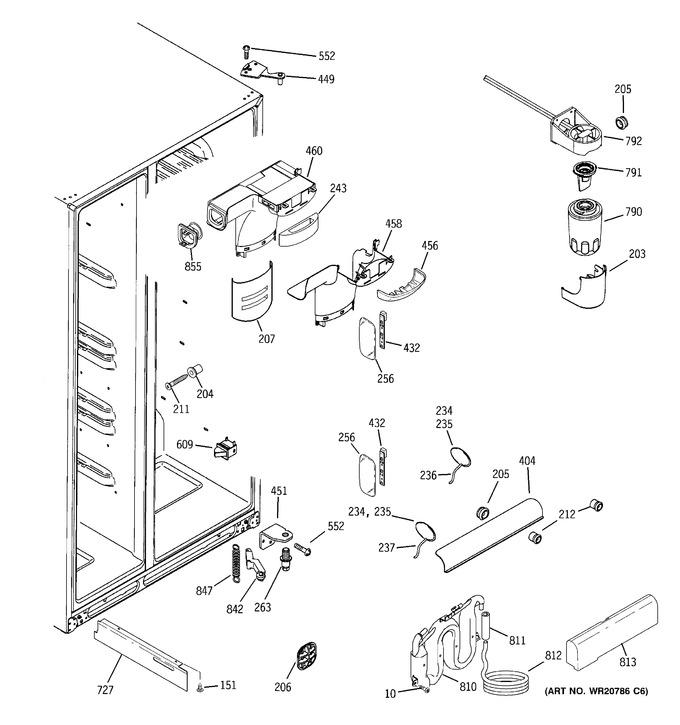 Diagram for RCA24KGBBFKB
