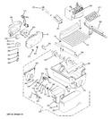 Diagram for 9 - Ice Maker & Dispenser