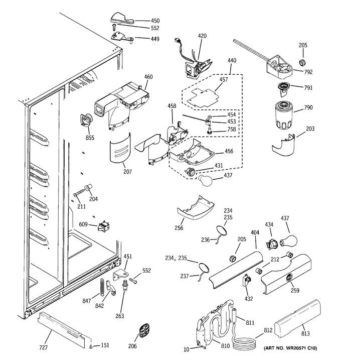 Diagram for GSHF5KGXGCCC
