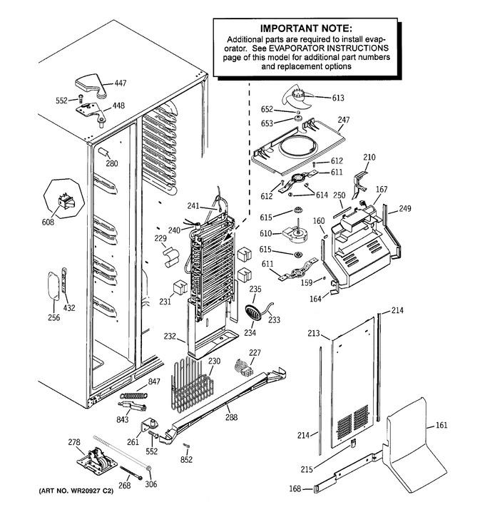 Diagram for RCE24KHBBFWW