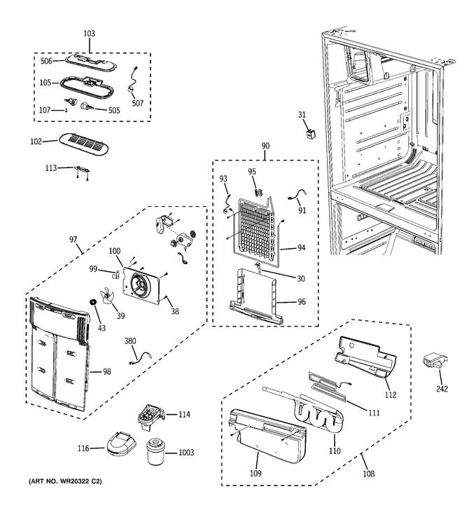 Diagram for GFSL6KKXALS
