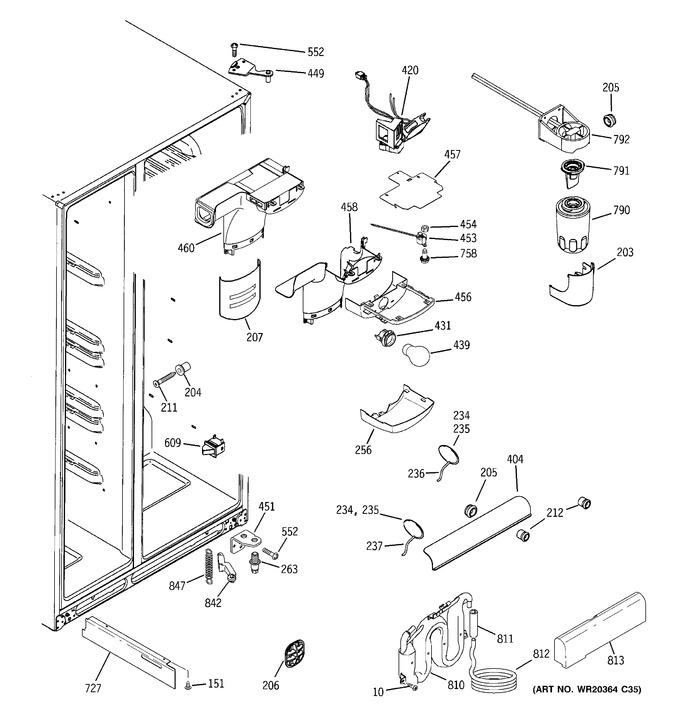 Diagram for GIE21XGYBFKB