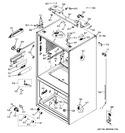 Diagram for 10 - Case Parts