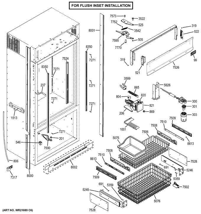 Diagram for ZIC360NHBLH