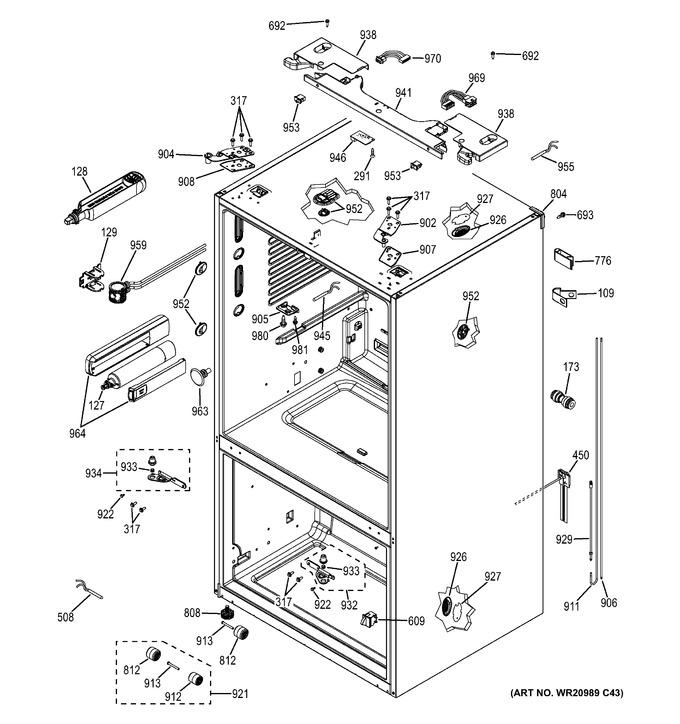 Diagram for GNE29GGHCWW