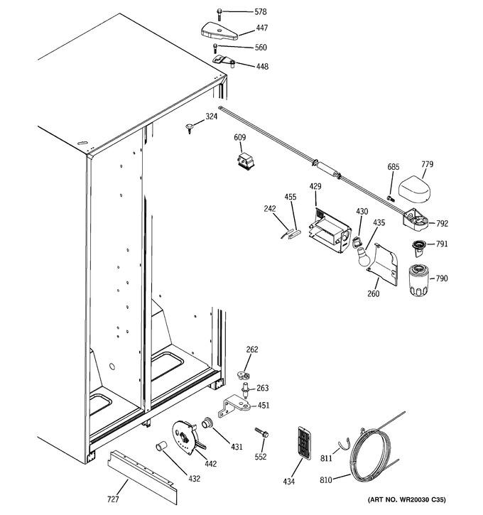 Diagram for GSH22JFTEWW