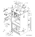 Diagram for 8 - Case Parts