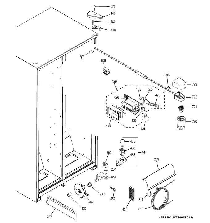 Diagram for GSE22ETHD WW