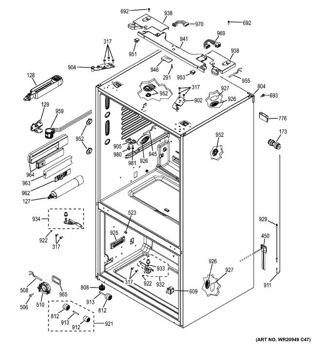 Diagram for PFE28KSKBSS
