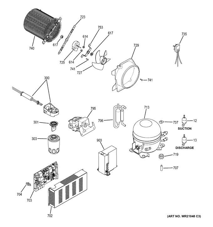 Diagram for ZIPS360NHBSS