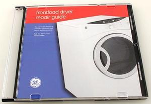 Wx05x30004 Ge Front Load Dryer Repair Cd Wx05x30004
