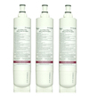 4396508 Whirlpool / KitchenAid Deluxe Refrigerator Ice & Water Filter  - 3 PACK