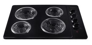 Frigidaire 30 inch Black Electric Cooktop