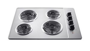 Frigidaire 30 inch Stainless Steel Electric Cooktop