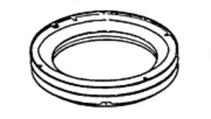 Balance Ring Assembly Wh45x152 A 1 Appliance Com