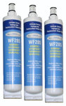 Aqua Fresh WF285 Refrigerator Water Filter (Compatible with Whirlpool 4396508 / 4396510)  - 3 PACK